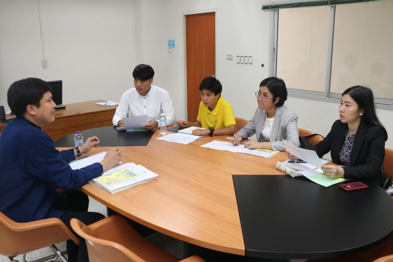 ปฐมนิเทศนักศึกษาใหม่ ระดับบัณฑิตศึกษา ประจำปีการศึกษา 2562