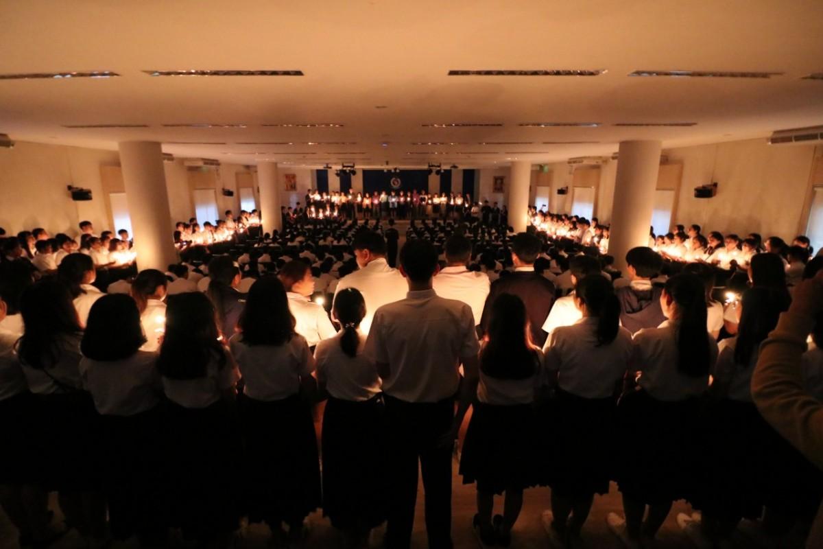 พิธีเปิดห้องเชียร์ศึกษาอารีดัง ประจำปี 2562