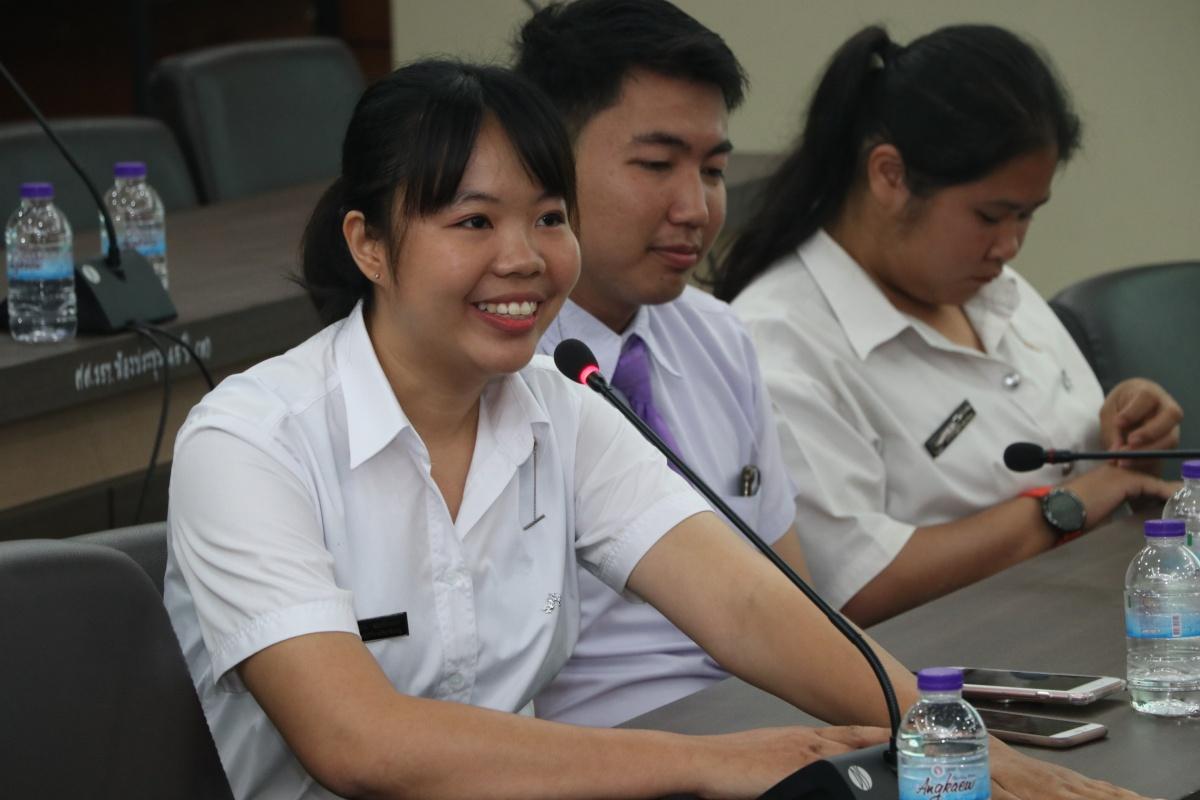 คณบดีคณะศึกษาศาสตร์ มช. ร่วมลงนาม MOU ว่าด้วยความร่วมมือเพื่อพัฒนาคุณภาพการศึกษา กับ รร.บ้านยางเปา รร.บ้านอูตูม และ รร.บ้านห้วยโค้ง