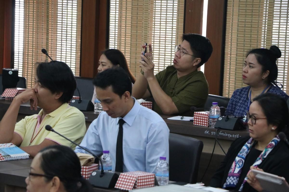 คณะศึกษาศาสตร์ มช. จัดกิจกรรมแลกเปลี่ยนเรียนรู้แนวทางการขับเคลื่อนคณะศึกษาศาสตร์ สู่ EdPEx200