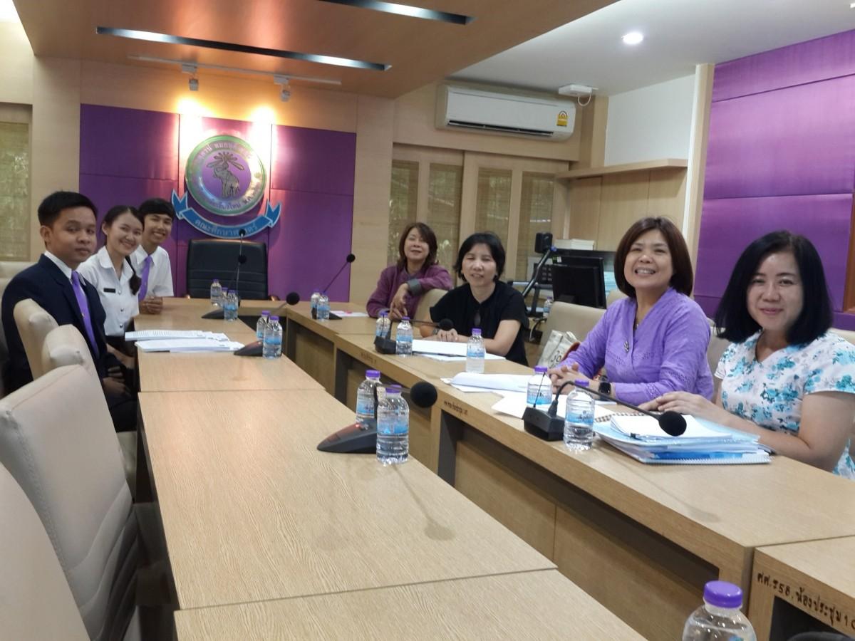 นักศึกษาสาขาวิชาภาษาไทย ได้รับการคัดเลือกเป็นนักศึกษาดีเด่น ประจำคณะศึกษาศาสตร์ มหาวิทยาลัยเชียงใหม่ ปีการศึกษา 2562