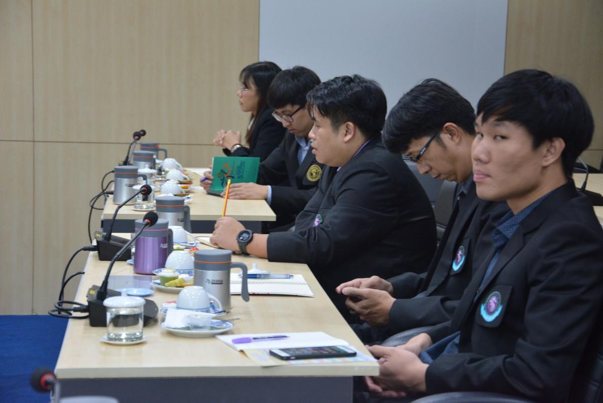คณะศึกษาศาสตร์ มช. เข้าศึกษาดูงาน คณะอุตสาหกรรมเกษตร มช. ที่ผ่านโครงการ EdPEx300