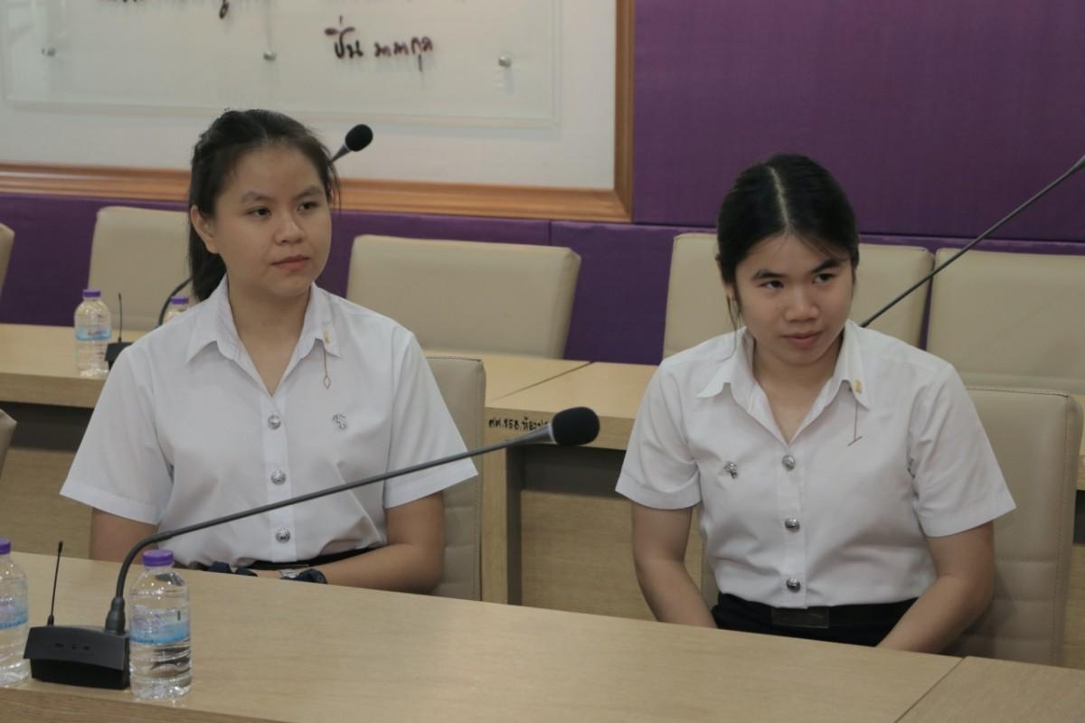 ผู้บริหารมอบทุนการศึกษา คณะศึกษาศาสตร์ มช. ประจำปีการศึกษา 2562 (เพิ่มเติม) แก่นักศึกษาจากจังหวัดลำพูน