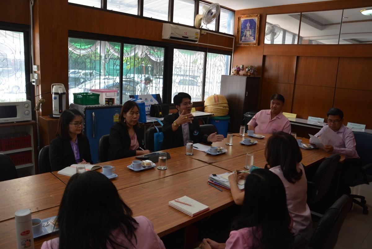 คณะศึกษาศาสตร์ มช. เข้าพบโรงเรียนคู่ความร่วมมือในฐานะโรงเรียนฝึกประสบการณ์วิชาชีพครู จ.เชียงใหม่