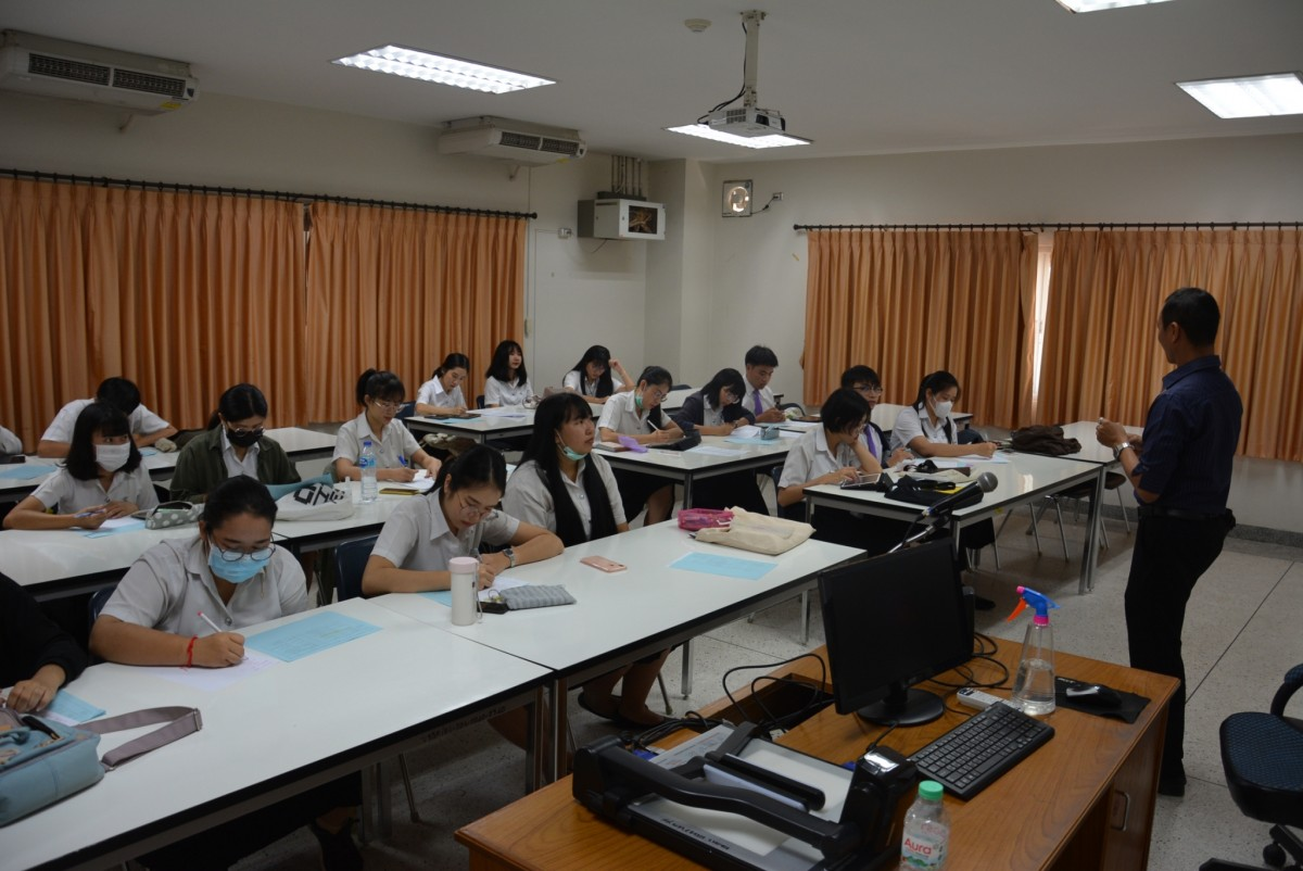 คณะศึกษาศาสตร์ มช. จัดโครงการสร้างเสริมทักษะการปฏิบัติงานวิชาชีพครู 1 ภาคเรียนที่ 1/2563