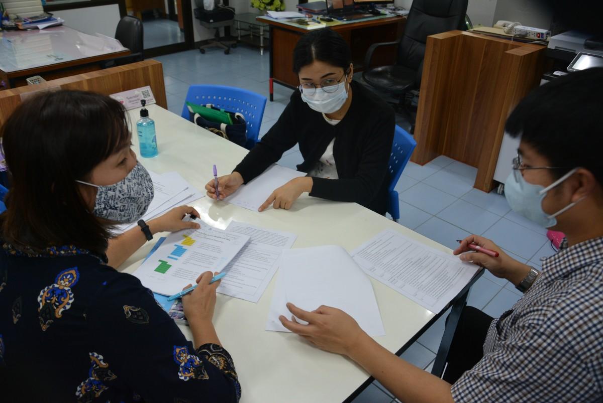 ผู้บริหาร คณะศึกษาศาสตร์ มช. ให้การต้อนรับ อาจารย์จากมหาวิทยาลัยราชภัฏลำปาง เข้าศึกษาดูงาน