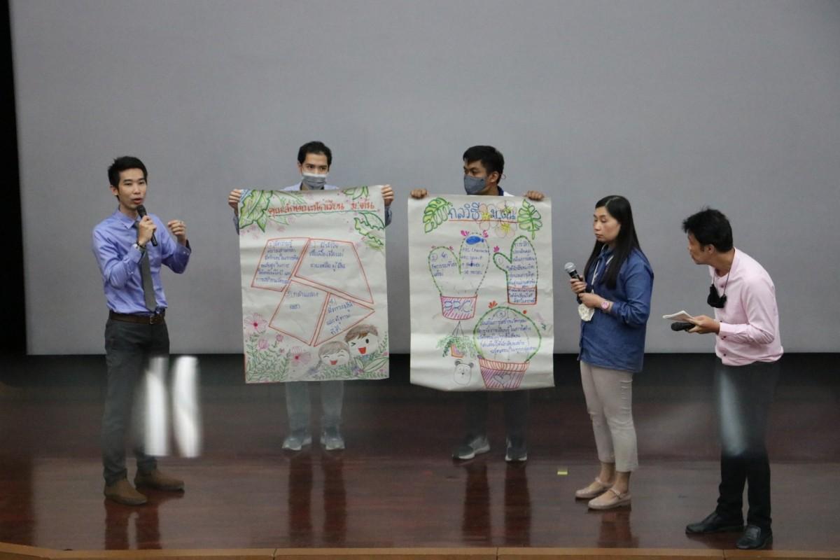 """คณะศึกษาศาสตร์ มช. จัดการอบรมเชิงปฏิบัติการ """"การวางแผนและขับเคลื่อนโรงเรียนนำร่องพื้นที่นวัตกรรมการศึกษา"""" ให้แก่ผู้บริหารและครูจากโรงเรียนปรินส์รอยแยลส์วิทยาลัย จังหวัดเชียงใหม่"""
