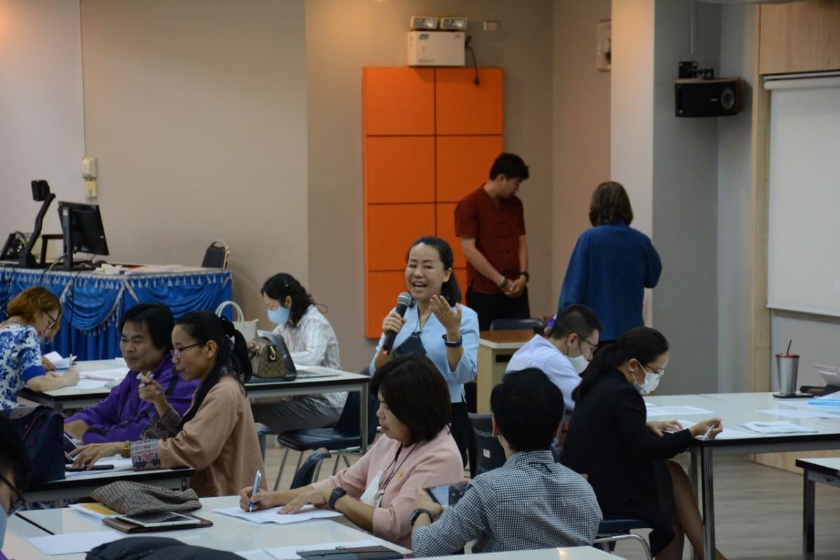 คณะศึกษาศาสตร์ มช. พร้อมเป็นกำลังหลักช่วยภาครัฐในการขับเคลื่อนการสร้างนวัตกรรมการจัดการศึกษา เพื่อความยั่งยืนให้ชาวเชียงใหม่
