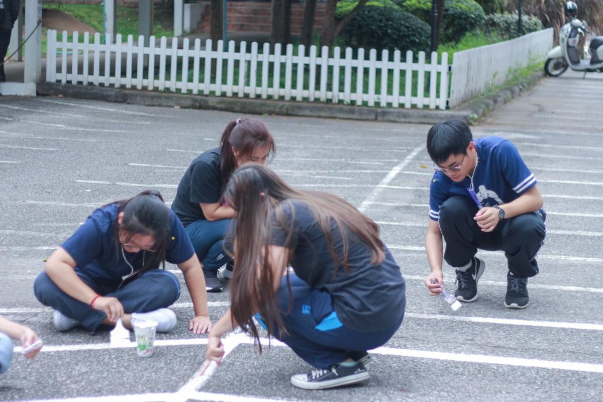 ชมรมอาสาพัฒนาและบำเพ็ญประโยชน์ สโมสรนักศึกษาฯ จัดโครงการเตรียมความพร้อมสมาชิกใหม่สู่การทำกิจกรรมชมรม ปีการศึกษา 2563 (ค่ายก้าวใหม่)