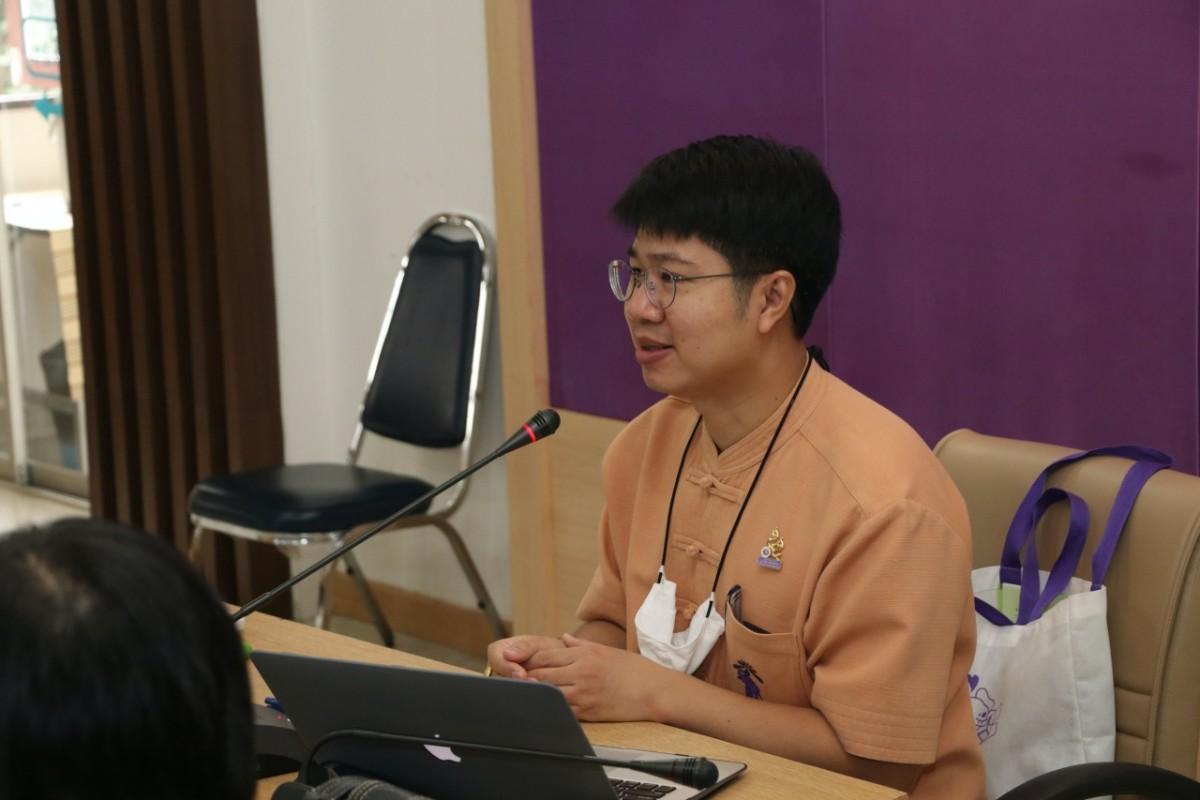 ผู้บริหารคณะศึกษาศาสตร์ มช. ให้การต้อนรับ คณาจารย์จากคณะครุศาสตร์ มหาวิทยาลัยนครพนม เข้าศึกษาดูงานหลักสูตรสาขาวิชาการศึกษาปฐมวัย-การศึกษาพิเศษ