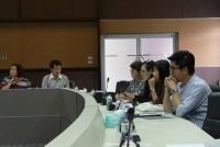 ผู้บริหารและเจ้าหน้าที่ คณะศึกษาศาสตร์ มช. เข้าศึกษาดูงาน ณ กองแผนงาน สำนักงานมหาวิทยาลัย มหาวิทยาลัยเชียงใหม่