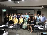 หัวหน้าภาควิชาอาชีวศึกษาฯ เป็นวิทยากรบรรยายเกษียณสุขใจ แก่คณาจารย์และบุคลากรของมหาวิทยาลัยแม่โจ้
