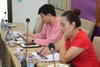 ผู้บริหารคณะศึกษาศาสตร์ มช. ประชุมร่วมหาแนวทางความร่วมมือการจัดการศึกษาผ่านระบบ Credit Bank เปิดโอกาส นศ.ปวช.เข้าเรียน ป.ตรี อุตสาหกรรมศึกษา