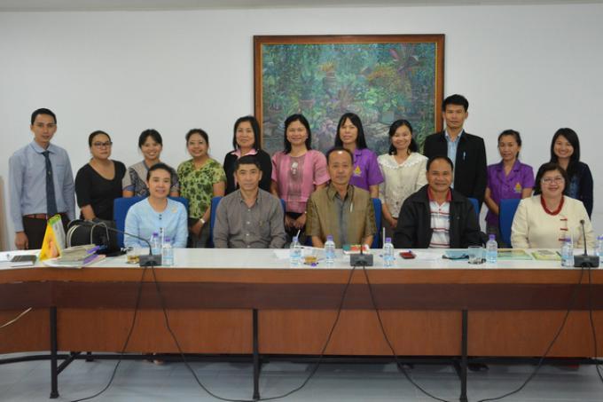 คณะศึกษาศาสตร์ มช. จัดประชุมครูจากโรงเรียนในพื้นที่อำเภออมก๋อยพัฒนาศักยภาพการสอนภาษาไทยแก่นักเรียนกลุ่มชาติพันธุ์
