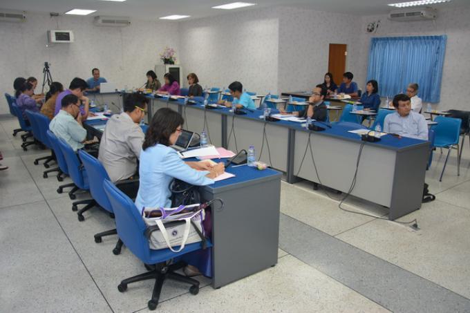 คณะศึกษาศาสตร์ มหาวิทยาลัยเชียงใหม่ จัดอบรมการพัฒนาหลักสูตรการกรอบ TQF