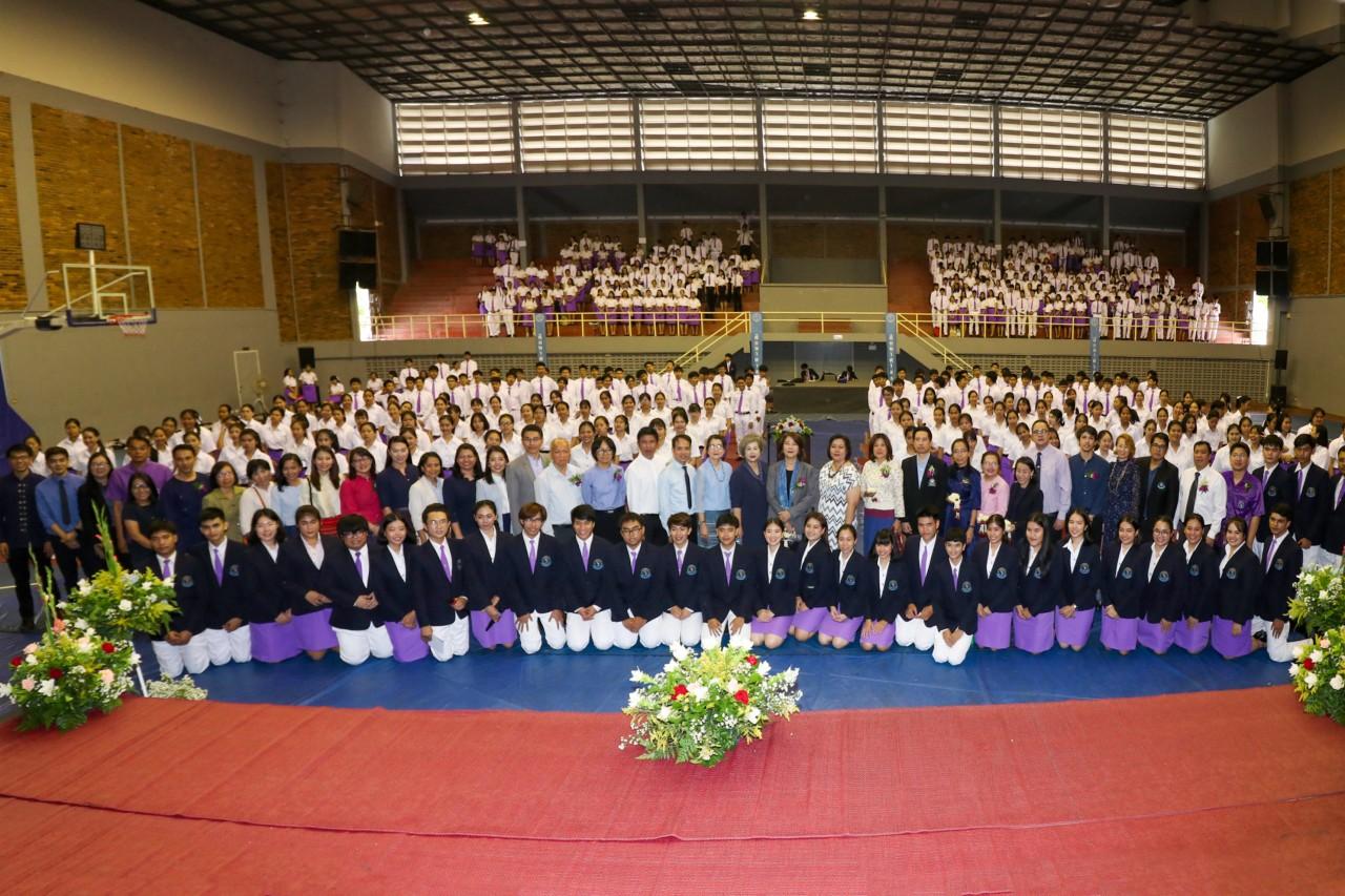 พิธีไหว้ครูคณะศึกษาศาสตร์ มหาวิทยาลัยเชียงใหม่ ประจำปี 2561
