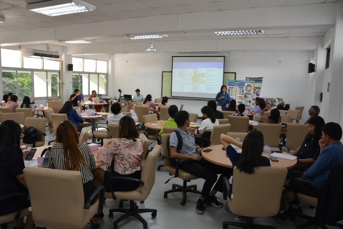 คณะศึกษาศาสตร์ มช. จัดการอบรมโครงการพัฒนาคุณภาพการศึกษาและการพัฒนาท้องถิ่นโดยมีสถาบันอุดมศึกษาเป็นพี่เลี้ยง ประจำปี 2562 (รอบที่ 2)