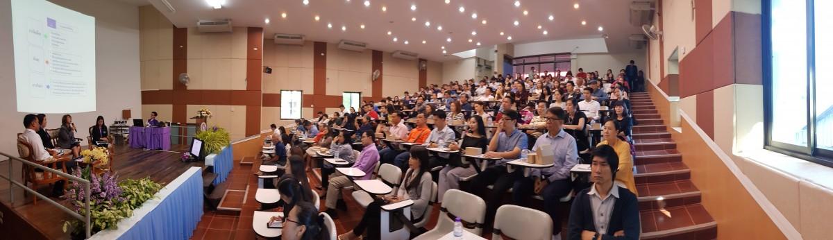 ปฐมนิเทศผู้ปกครองนักเรียนและรับเอกสารรายงานตัว ประจำปีการศึกษา 2563