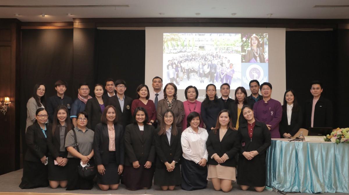 คณาจารย์ และพนักงาน โรงเรียนสาธิต มช. ระดับอนุบาลและประถมศึกษา ร่วมประชุมเชิงปฏิบัติการ