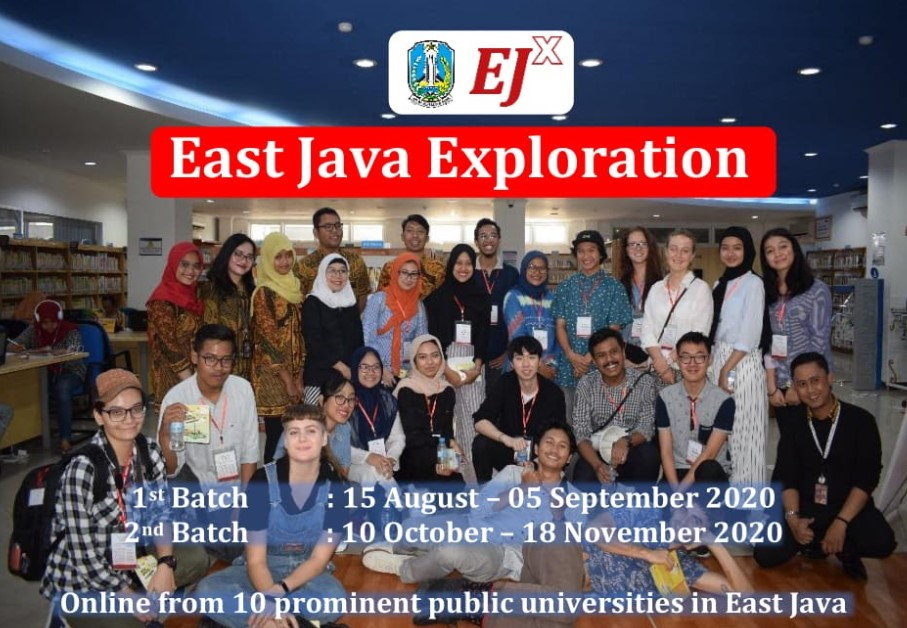 Online Short Program : East Java Exploration (EJx) 2020
