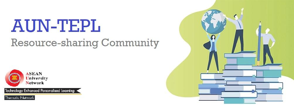 AUN-TEPL Resource-sharing Community