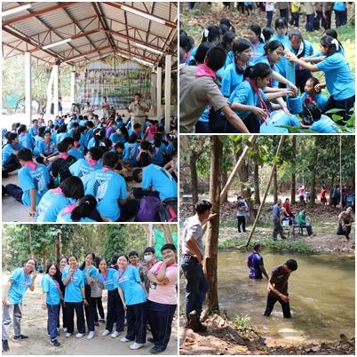 กิจกรรมค่ายลูกเสือเนตรนารี โรงเรียนสาธิตมหาวิทยาลัยเชียงใหม่ ปีการศึกษา 2563