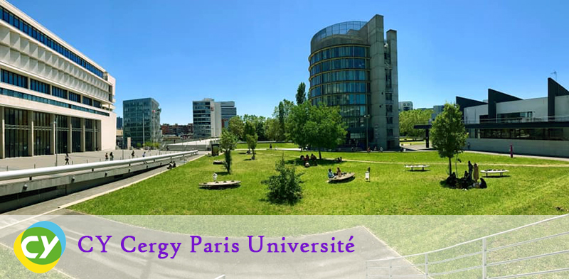 CY Cergy Paris Université Incoming Students 2021-2022