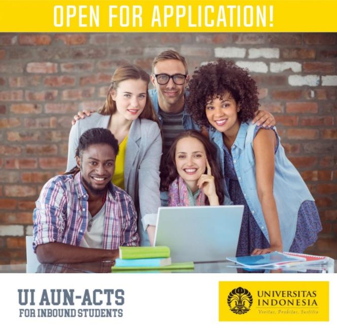 โครงการแลกเปลี่ยนนักศึกษา UI AUN-ACTS 2021/2022 (February 2022 Intake)